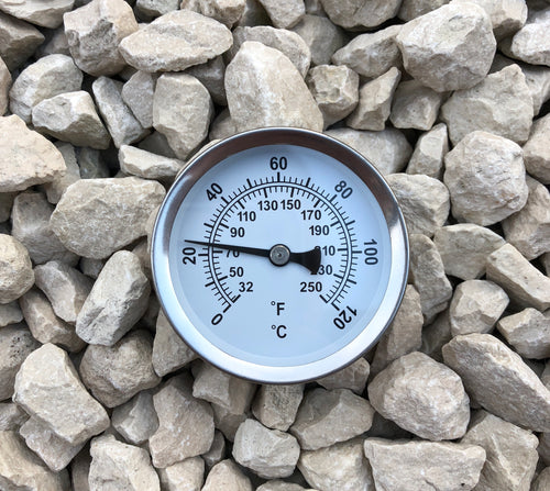 Rail Temperature Thermometer / Gauge