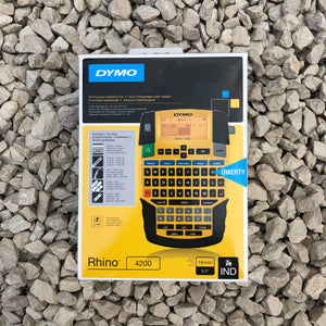 Rhino Heavy Duty Portable Label Printer