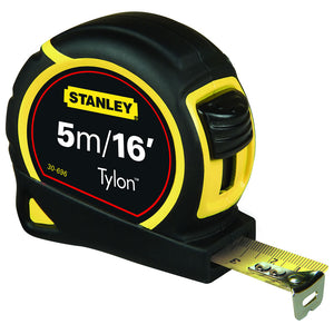 Stanley Tylon Coated Tape Measure