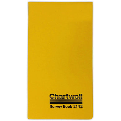 Chartwell Survey Book - 2142 106 x 205mm
