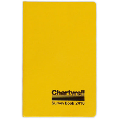 Chartwell Survey Book - Rise & Fall 2416 192 x 120mm