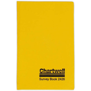 Chartwell Survey Book - Collimation 2426 192 x 120mm