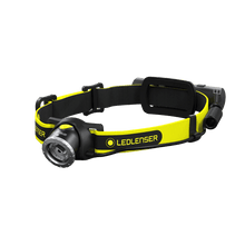 LED Lenser® iH8R Rechargeable LED Headlamp
