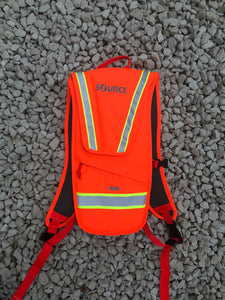 Hi-Vis Hydration Back Pack