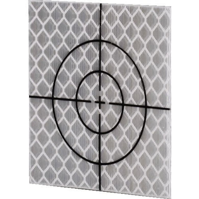 30mm Retro Reflective Target - Silver