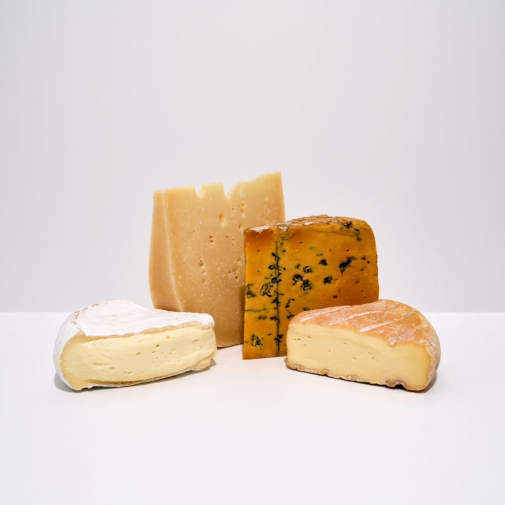 4 Cheese Selection
