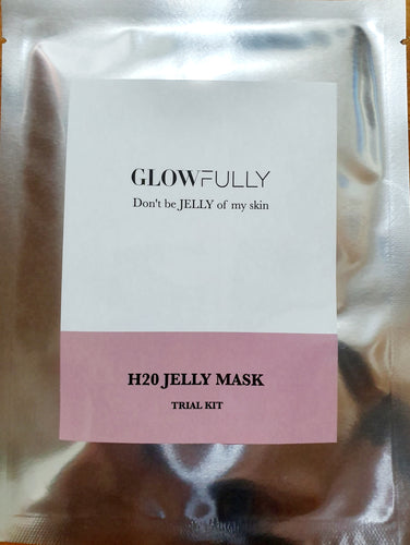 H2O Jelly Mask - Single Piece (Road show code exclusive)