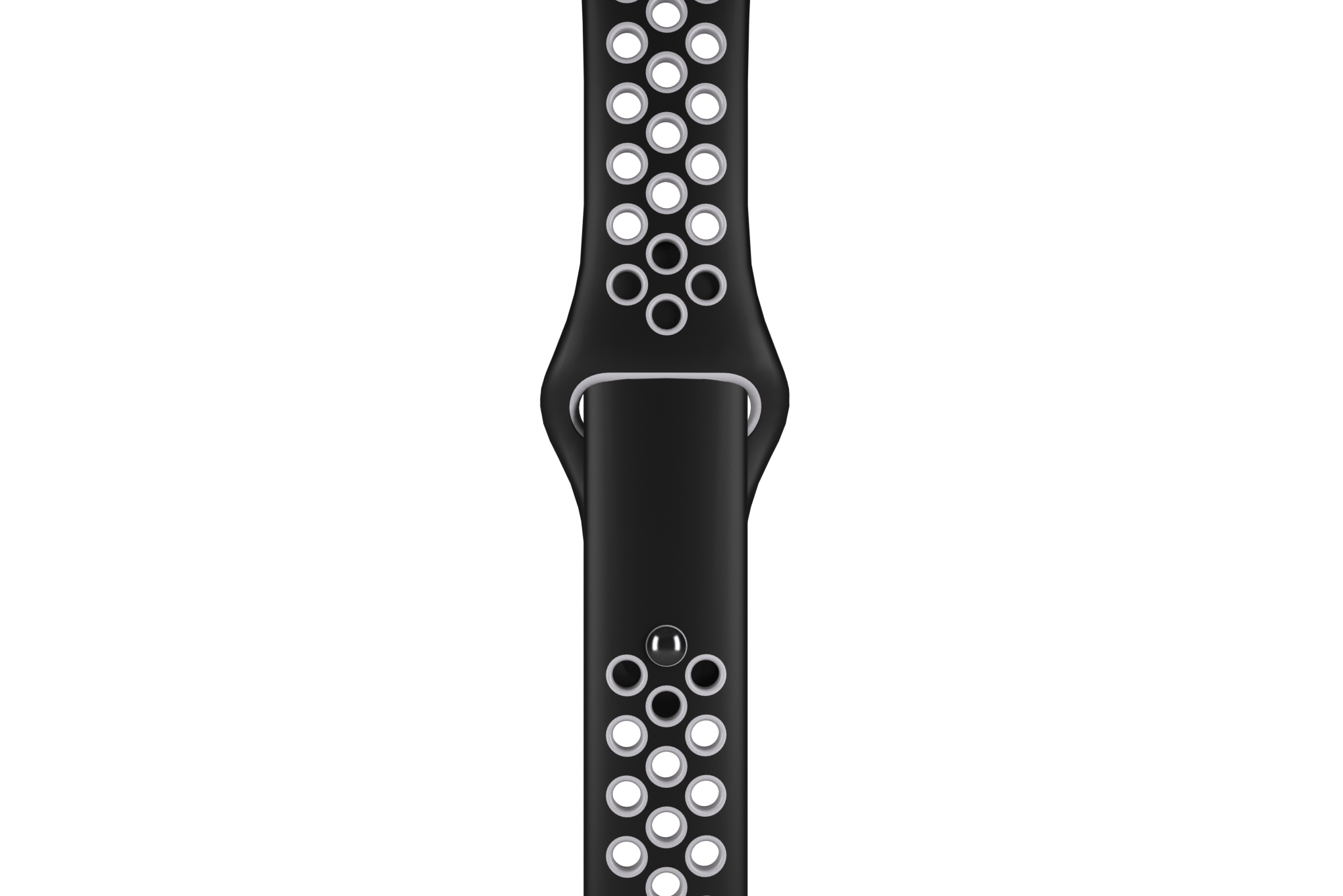 Black/Ash Sport Band for 2019 Smartwatch