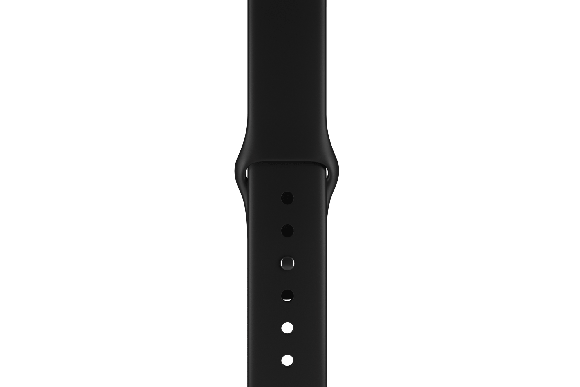 Black Sport Band for 2019 Smartwatch