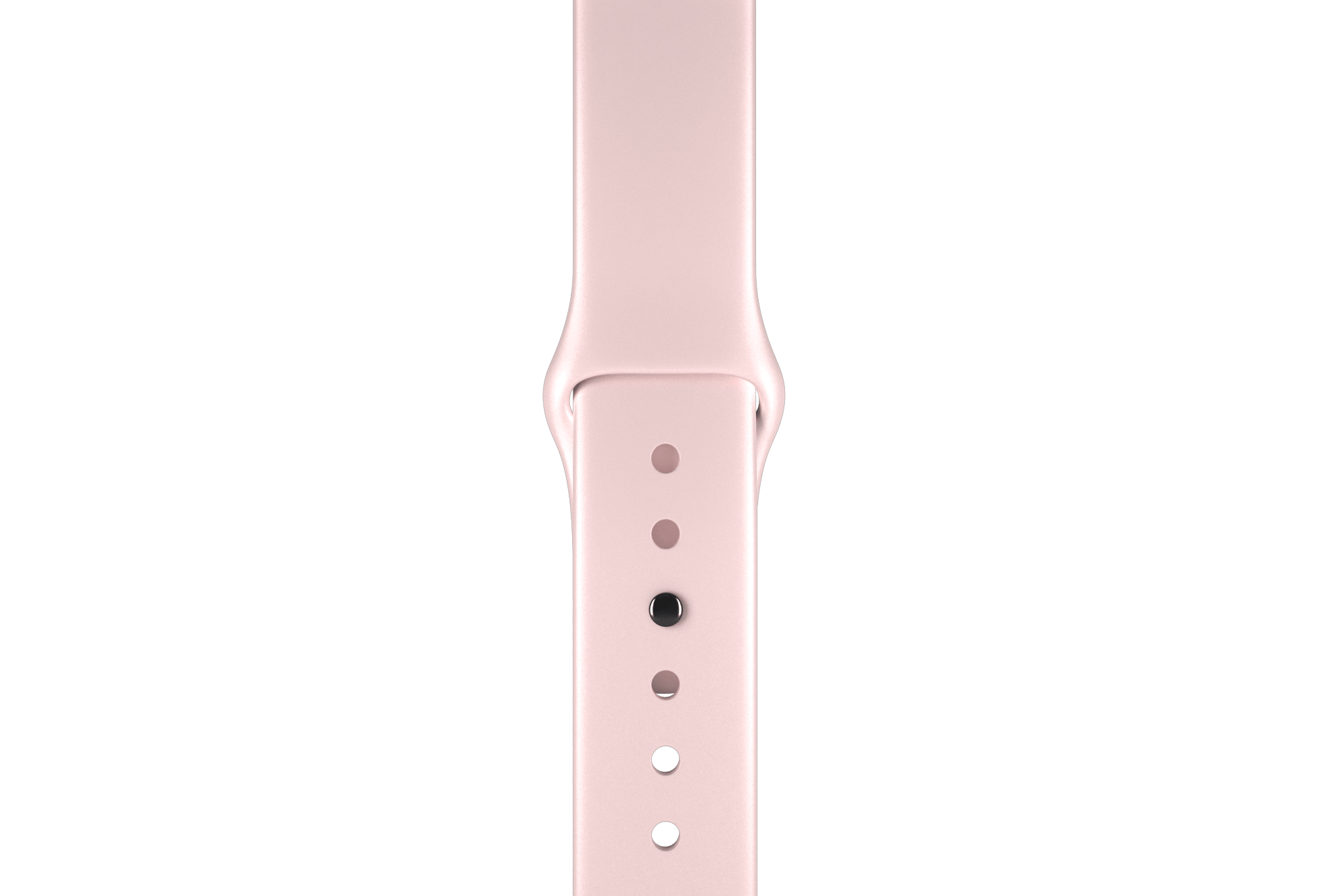 Pink Sand Sport Band for 2019 Smartwatch
