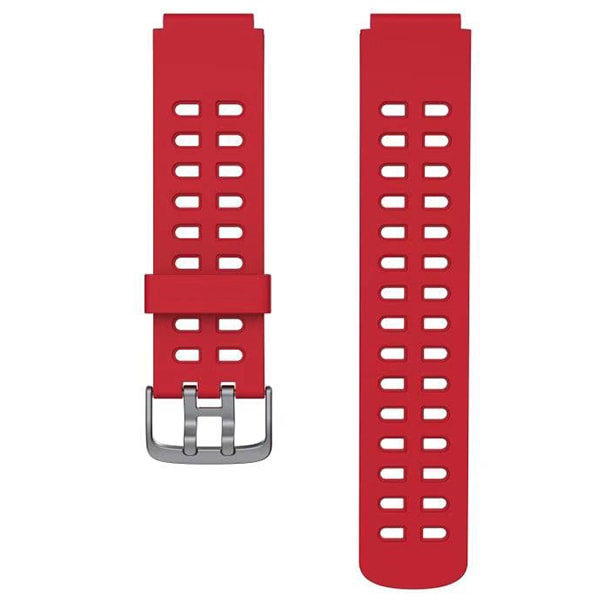 Red Sport Band for Health Smartwatch