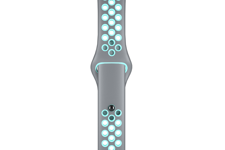 Stone/Teal Sport Band