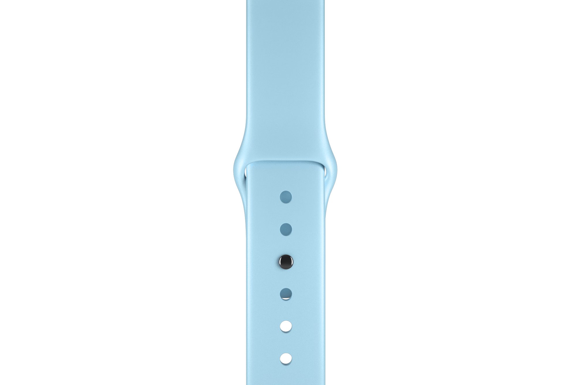 Tropical Blue Sport Band for 2019 Smartwatch