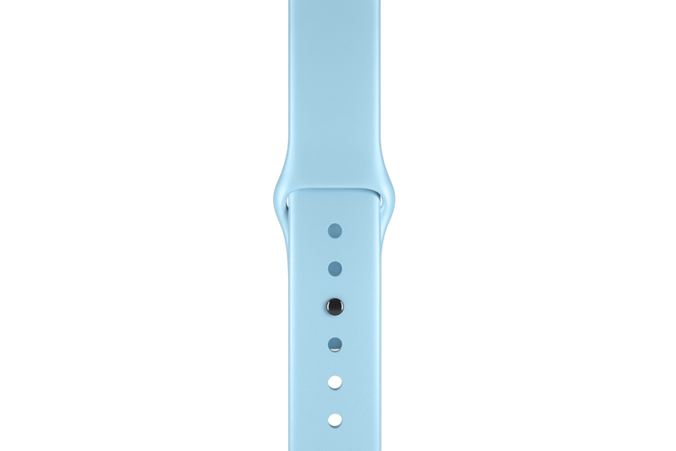 Tropical Blue Sport Band