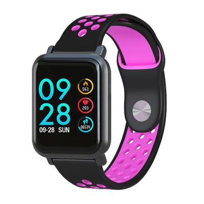 Black/Purple Sport Band for 2019 Smartwatch