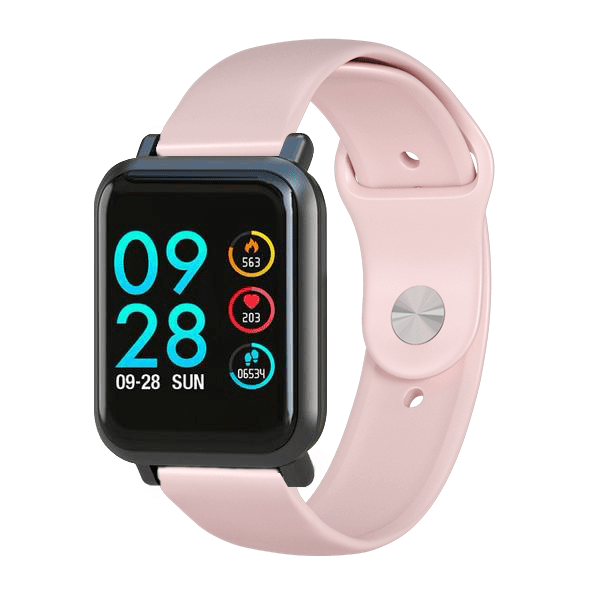 Pink Sand Sport Band