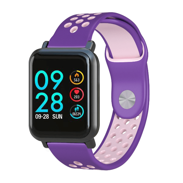 Purple/Pink Sport Band