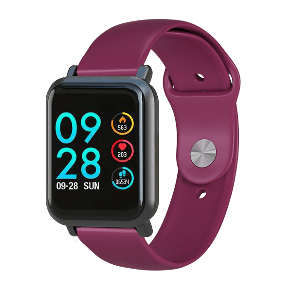 Red Wine Sport Band