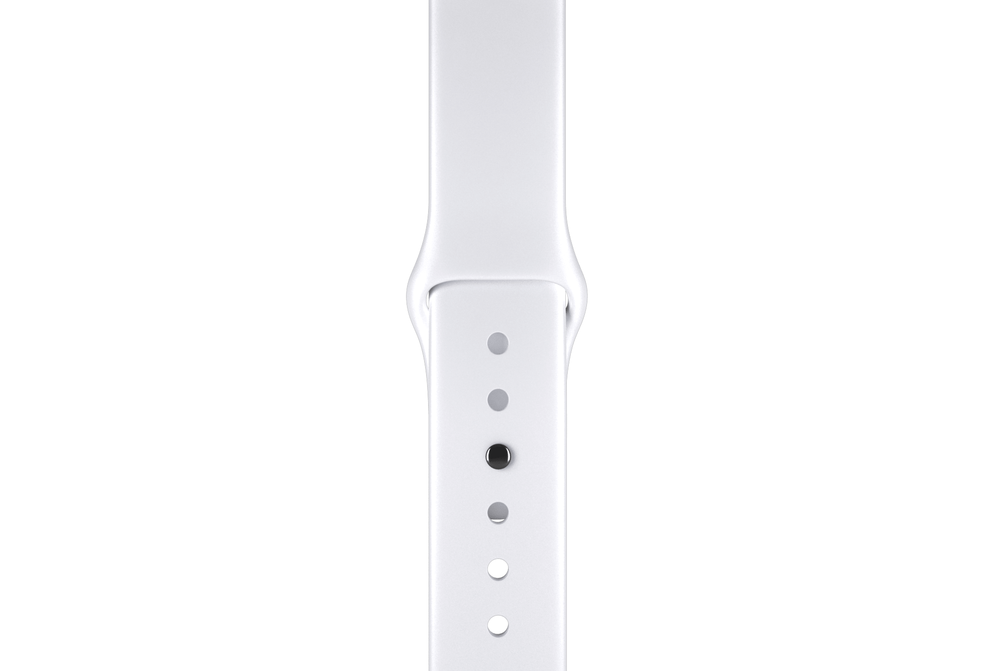 White Sport Band for 2019 Smartwatch