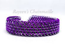 Load image into Gallery viewer, Rayven's Chainmaille| Great Southern Gathering Chainmail Bracelet