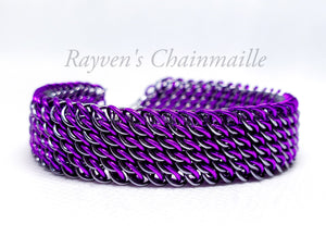 Rayven's Chainmaille| Great Southern Gathering Chainmail Bracelet