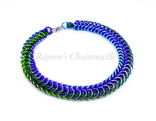 Load image into Gallery viewer, Rayven's Chainmaille| Chainmail Box Weave Bracelet