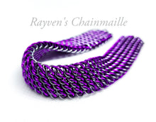 Load image into Gallery viewer, GSG Sheet Chainmaille Bracelet