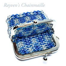 Load image into Gallery viewer, Medium Chainmaille Coin Purse