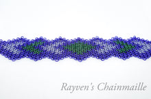 Load image into Gallery viewer, Rayven's Chainmaille| European 4-1 Diamond Chainmail Bracelet