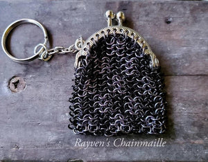 Keychain Chainmaille Coin Purse