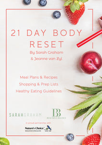 21 Day Summer Reset Programme