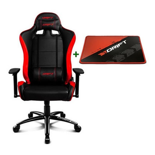 Gaming Chair DRIFT DR200BR Black Red