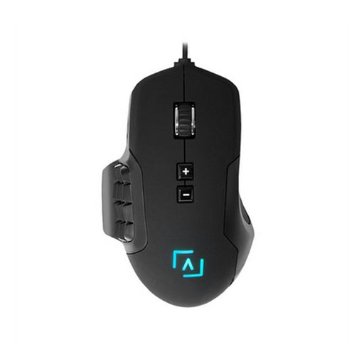 Mouse Gaming AIM AIMM 10000 dpi Nero