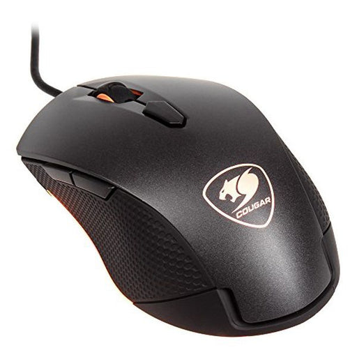 Mouse Gaming con LED Cougar Minos X3 3200 DPI Nero Azzurro