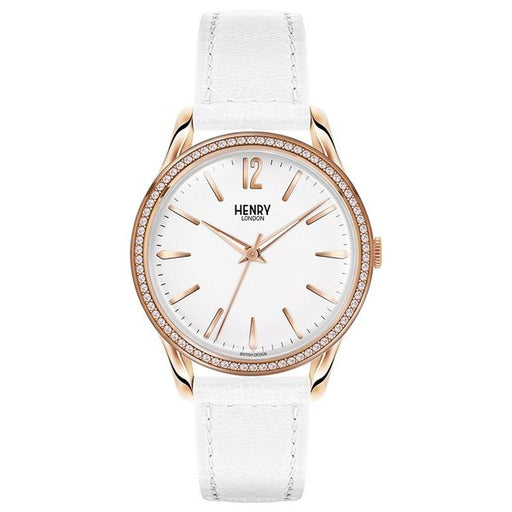 Orologio Donna Henry London HL39-SS-0114 (39 mm)
