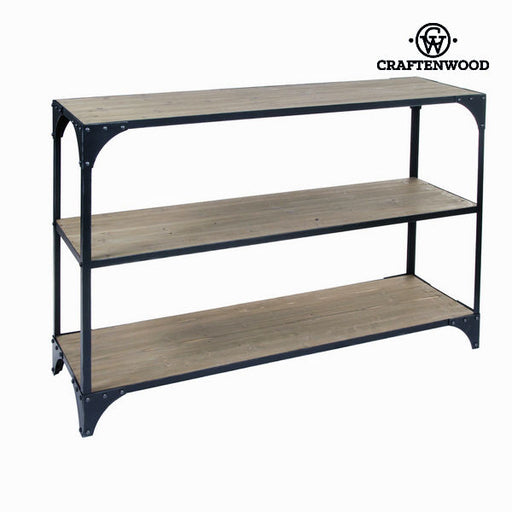 Scaffale Neagră - Thunder Collezione by Craftenwood