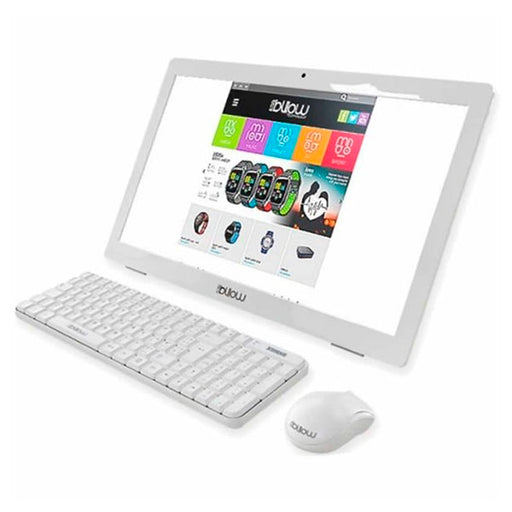 All in One Billow XONE22+ 21,5'''' Celeron N3050 4 GB RAM 500 GB Bianco