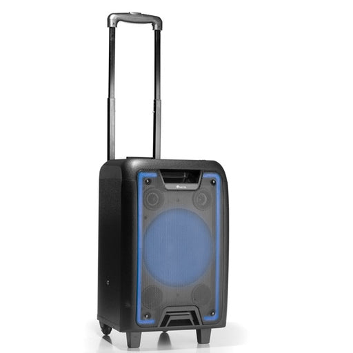 Altoparlante Bluetooth Portatile NGS WILD METAL Nero