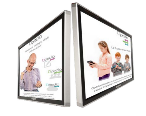 Display Interattivo Multitouch 65/75 - 4K