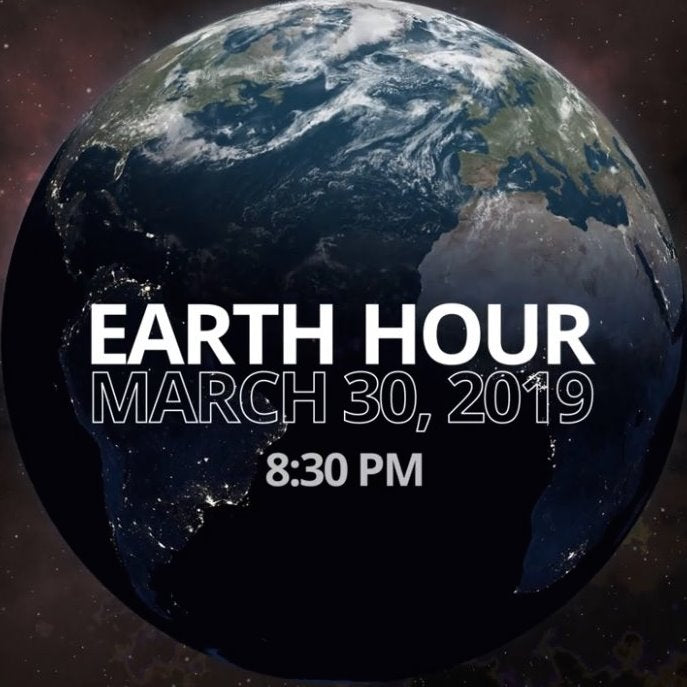 Earth Hour will you be turning off for a brighter world?