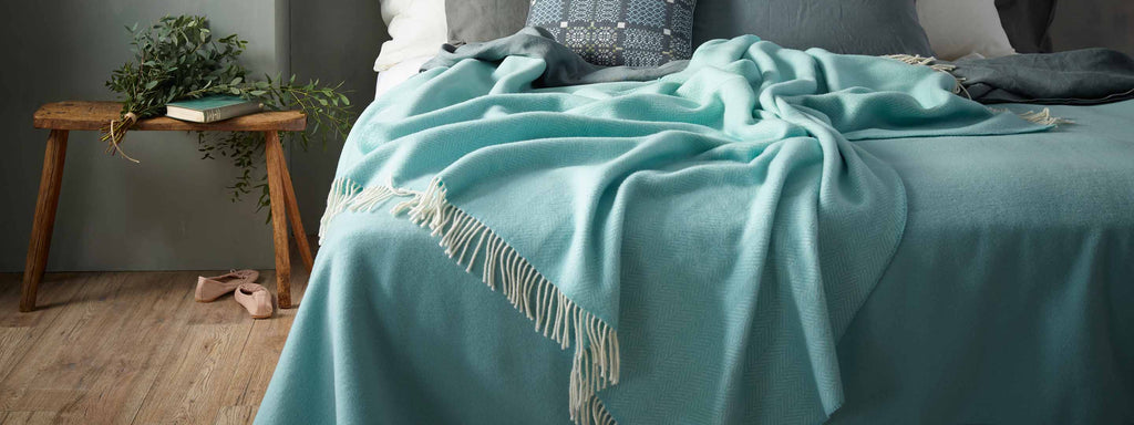 The Wool Company Bed Blanket Range