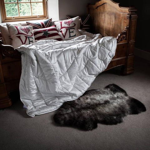 The Wool Company Camel Wool Duvet