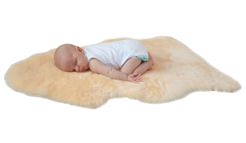 The Wool Company Extra large Baby Sheepskin