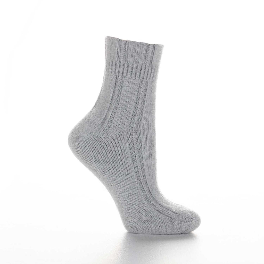 Buy Angora Bed Socks From The Wool Company Online