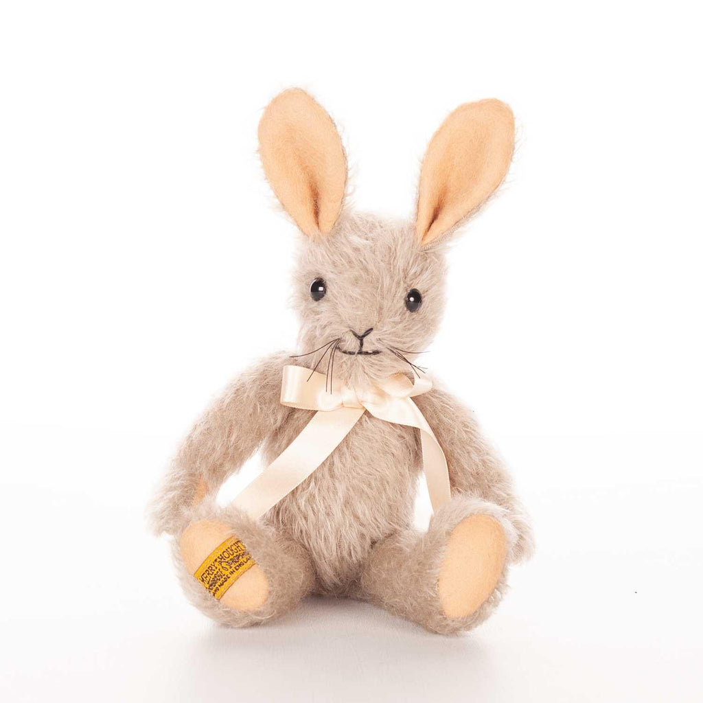 Binky Bunny Teddy Bear by Merrythought -  -   from The Wool Company
