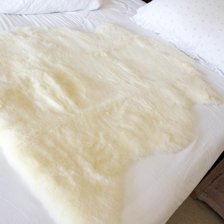 Bowron Fleece Ease Medical Sheepskin -  - SHEEPSKIN  from The Wool Company