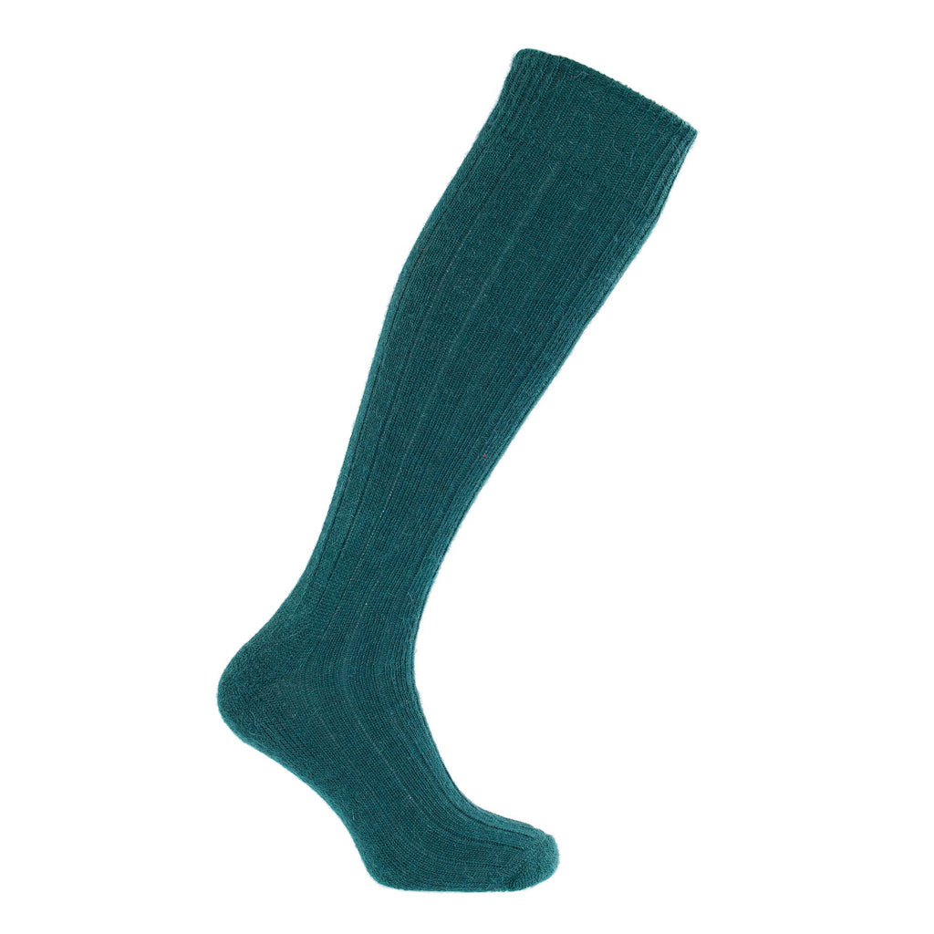 Buy Brecon Mohair Boot Sock From The Wool Company Online