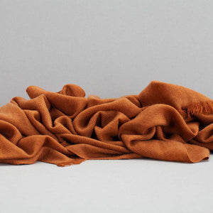 Cashmere Pashmina Camel -  - CLOTHING  from The Wool Company