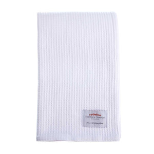 Cotton Waffle Blanket - White / 180 x 230 cm Single - OFFERS and SALE  from The Wool Company