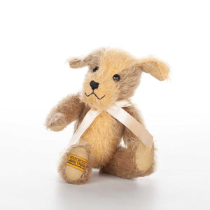 Digby Dog Teddy Bear by Merrythought -  -   from The Wool Company